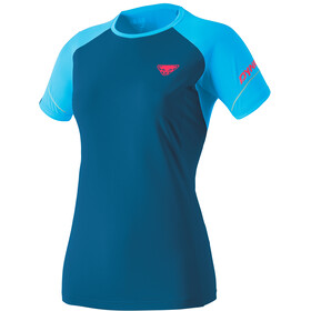 Dynafit Alpine Pro Kurzarm T-Shirt Damen methyl blue